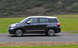 Fiat 500L side profile