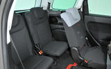 Fiat 500L third row seats