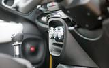 Fiat 500L Trekking climate controls