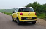 Fiat 500L Trekking rear