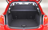 Fiat 500X boot space