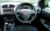 Fiat Bravo dashboard