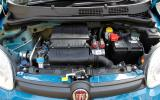 1.2-litre Fiat Panda petrol engine