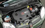 TwinAir Fiat Panda 4x4 engine