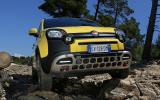£15,945 Fiat Panda Cross Twinair Turbo