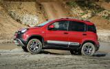 Fiat Panda Cross 1.3 MultiJet UK first drive review