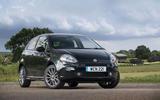 3 star Fiat Punto