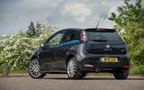 Fiat Punto rear