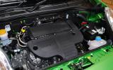Fiat Qubo turbodiesel engine