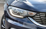 Fiat Tipo headlights