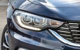 Fiat Tipo headlights