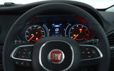 Fiat Tipo instrument cluster