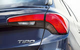 Fiat Tipo rear lights