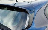 Fiat Tipo rear spoiler