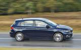 Fiat Tipo side profile