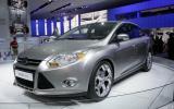 Geneva motor show: Ford Focus