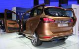 Geneva motor show: Ford B-Max