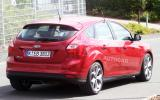 Ford Focus ST - new pics