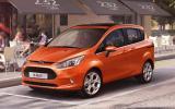 Geneva show 2012: Ford B-Max