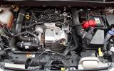 1.0-litre Ford B-Max EcoBoost engine