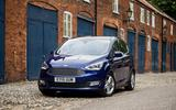 4 star Ford C-Max