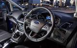 Ford C-Max dashboard