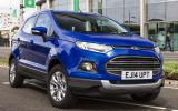 Ford EcoSport 1.5 Duratorq TDCI first drive review