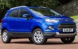 89bhp Ford EcoSport 1.5 Duratorq TDCI