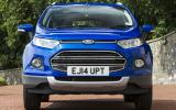 Ford EcoSport front end