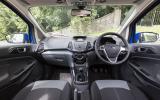 Ford EcoSport dashboard