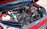 1.6-litre Ford Ecosport petrol engine