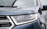 Ford Edge headlights