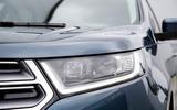 Ford Edge headlights