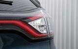 Ford Edge rear lights