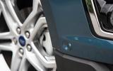 Ford Edge front parking sensors