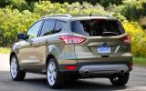 Ford Escape rear