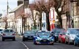 Ford Fiesta RS WRC driven