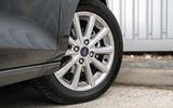 16in Ford Fiesta alloy wheels