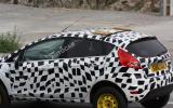 Geneva motor show: Fiesta crossover