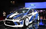 Paris motor show: Ford's new Fiesta WRC
