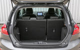 Ford Fiesta boot space