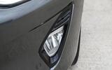 Ford Fiesta foglight