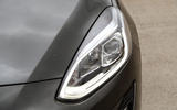 Ford Fiesta headlights