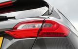 Ford Fiesta rear light