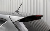 Ford Fiesta rear spoiler