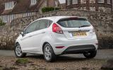 £13,995 Ford Fiesta 1.0 Zetec