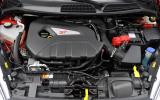 1.6-litre Ford Fiesta ST engine