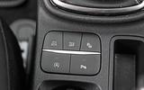 Ford Fiesta switchgear