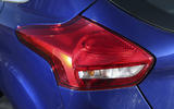 The striking rear lights on the Ford Focus comes with LEDs in higher trim specs