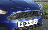 The Zetec-S and below trims equip the Ford Focus with this smart looking black honeycomb grille